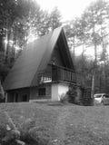 Maison de Foredt Image stock