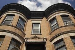 Maison de grès de Brooklyn Photographie stock