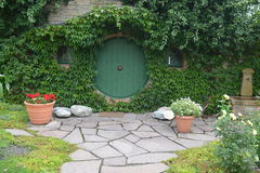 Maison de Hobbit Photo stock