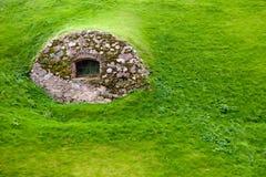 Maison de Hobbit Images libres de droits