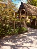 Maison de jardin Photos stock