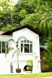 Maison de jardin Photographie stock