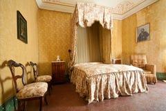 Maison de Joshua Carducci, Castagneto Carducci, Toscane images libres de droits