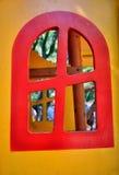 Maison de jouet d'enfants Photo libre de droits