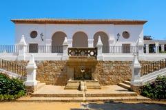 Maison de l'Espagne Images stock