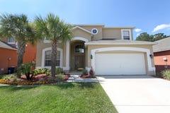Maison de la Floride Image stock