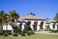 Maison de la Floride Images libres de droits