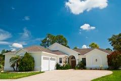 Maison de la Floride Images stock
