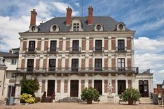 Maison de la Magie dans Blois France Photos libres de droits