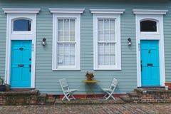 Maison de la Nouvelle-Orléans photo stock