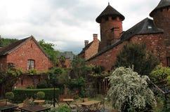 Maison de la Ramade de Friac, Collonges-la-Rouge ( France ) Stock Images