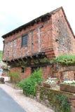 Maison de la Sirene, Collonges-la-vermelho (França) Imagem de Stock