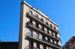 Maison de logement Photo libre de droits