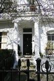 Maison de Londres Photos libres de droits