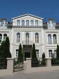 Maison de luxe Photographie stock