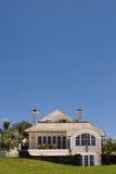 Maison de luxe photographie stock libre de droits