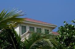 Maison de luxe d'île sur Tortola BVI image libre de droits