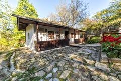 Maison de mémorial d'Ion Creanga photographie stock libre de droits