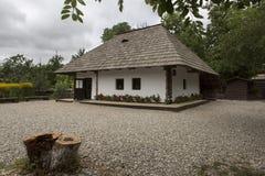 Maison de mémorial d'Ion Creanga images stock