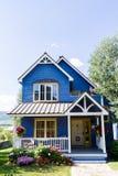 Maison de montagne Photo stock