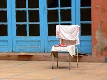 Maison de Morrocan Images stock