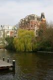 Maison de Néerlandais de Chique photo libre de droits
