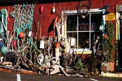 Maison de pêcheurs Image stock