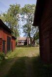 Maison de pays photographie stock