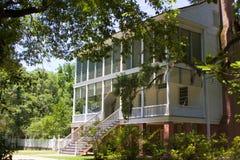 Maison de plantation d'Audobon Photos stock