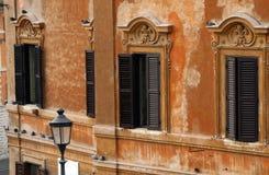 Maison de Rome Images stock