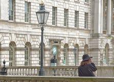 Maison de Somerset, Londres, Angleterre R-U photo libre de droits