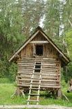 Maison de sorcière Photos libres de droits