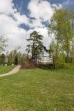 Maison de Stary Smokovec en montagnes Photos stock