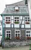 Maison de style de Tudor image libre de droits