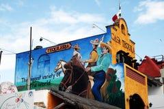 Maison de Tequila Photo libre de droits