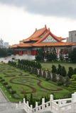 Maison de théâtre national de Taiwan photos stock