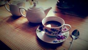 Maison de thé Photographie stock