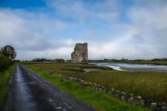 Maison de tour de château de Carrigafoyle Photo libre de droits