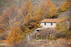 Maison de travail à Guijo Photo stock