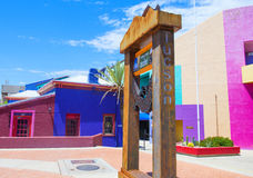 Maison de Tucson Adobe Photos libres de droits