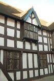 Maison de Tudor photos libres de droits