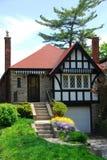 Maison de Tudor photo libre de droits