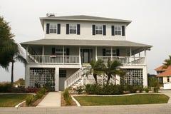 Maison de type de Key West Photographie stock
