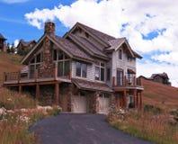 Maison de vacances image libre de droits
