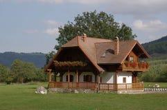 Maison de vacances Images stock