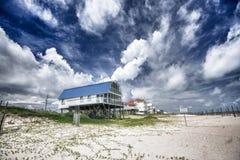 Maison de vacances de la Floride Photo stock