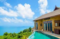Maison de vacances Photos libres de droits
