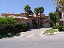 Maison de Vegas Images libres de droits