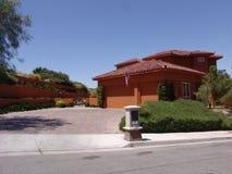 Maison de Vegas photographie stock