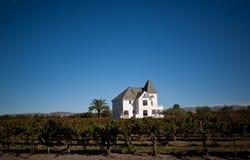 Maison de vigne Image stock